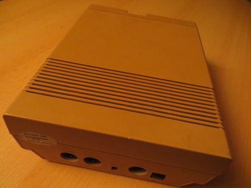 Commodore 1541-II - Rückseite