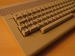 Commodore 64 C - linke Seite