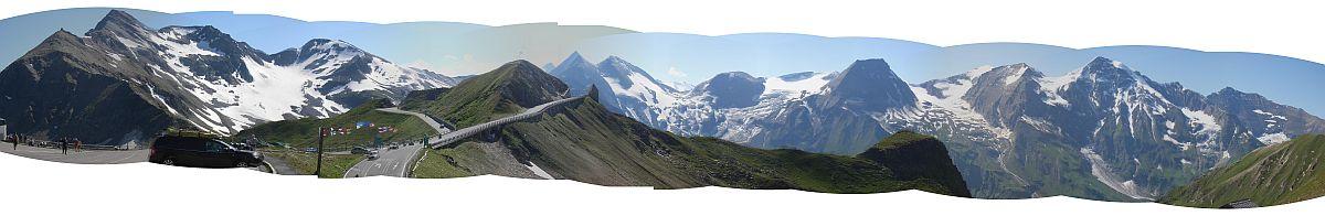 Glockner Panorama kl
