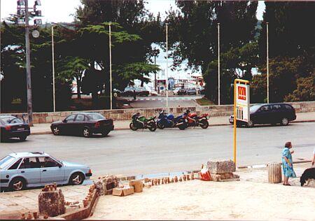 Kroatien 2002 Tour 1 Foto 10