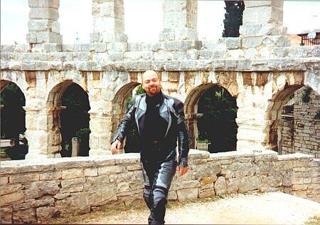 Kroatien 2002 Tour 1 Foto 8
