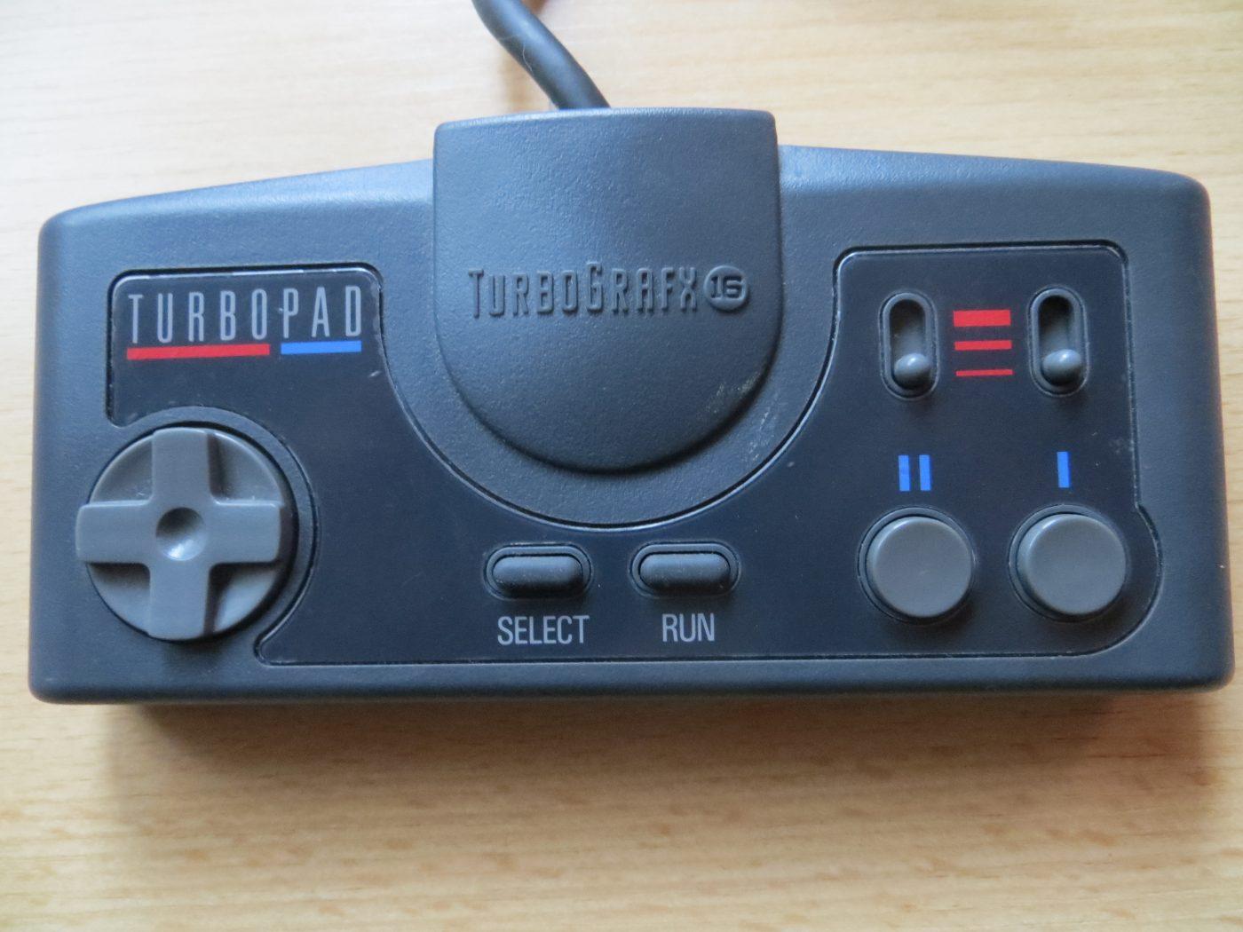TurboGrafx-Turbopad