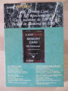 128K Memory Card
