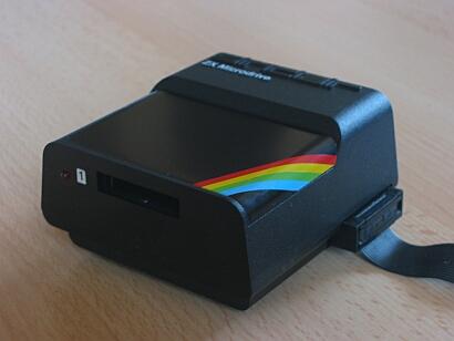Sinclair Microdrive