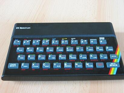 Sinclair Spectrum 48K