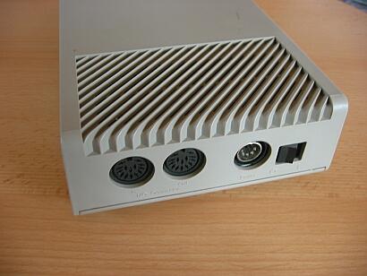 Atari SF 314 - Rückansicht
