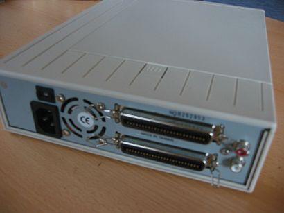 IBM CD-ROM - Rückansicht