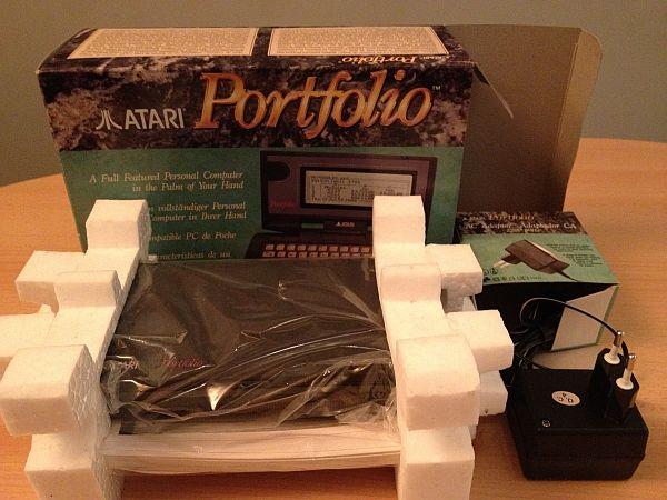 Atari Portfolio HPC006