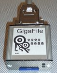 GigaFile - Version mit Gehäuse