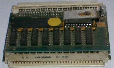 Sinclair QL 512kB Speichererweiterung