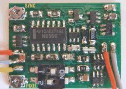 ZX81SCP - Platine