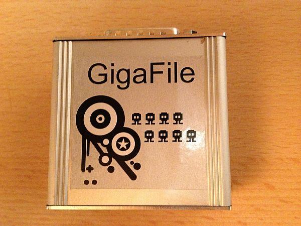 GigaFile oben