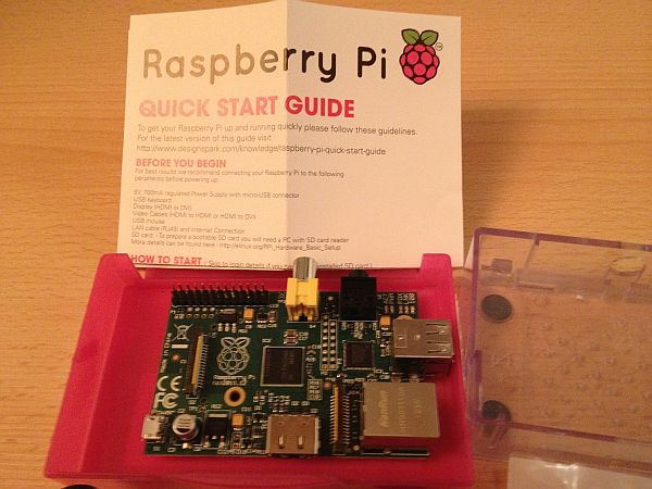 Raspberry Pi RS
