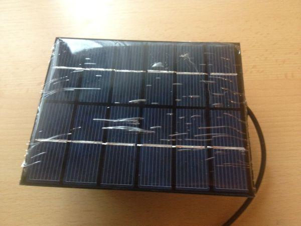 SolarCharger oben