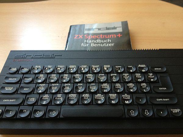 Sinclair Spectrum +48