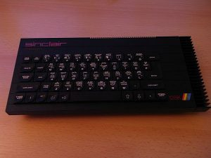 Sinclair Spectrum 128K