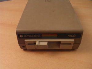 Commodore 1541 Vorderseite