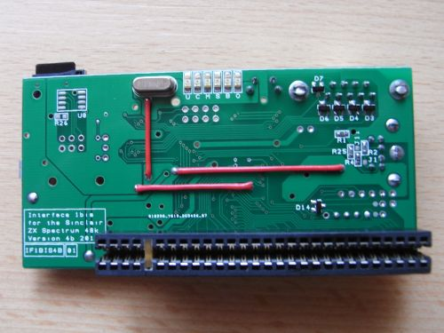 Interface 1bis - Rückseite