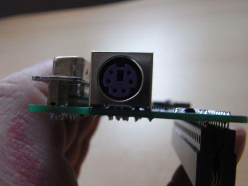 Interface 1bis - PS2-Anschluss
