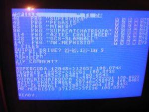 C64 PUZIP - alles fertig!
