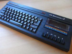 Sinclair ZX Spectrum +2A