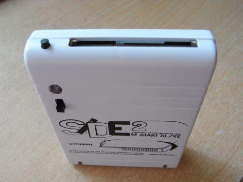 SIDE2 - CF-Kartenslot