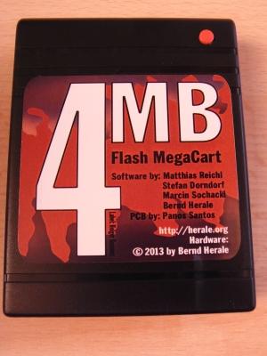 4MB Flash MegaCart
