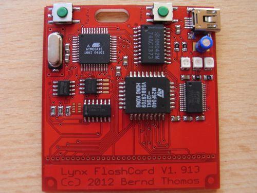 Lynx FlashCard