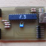USB-Maus Adapter für mICE