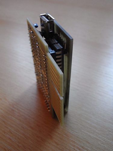 mICE und USB-Adapter