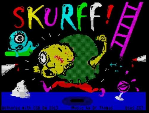 SKURFF Ladescreen