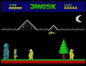 Janosik Screen 1