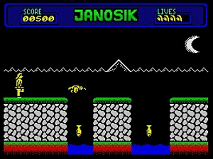 Janosik Screen 3