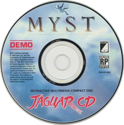 Myst Demo