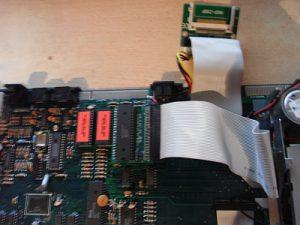 Sinclair ZX Spectrum +3 Z80 UIDE eingebaut - endgültig