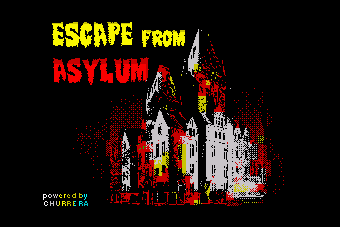 Escape from Asylum - Ladescreen