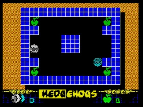 Hedgehogs - Level 2