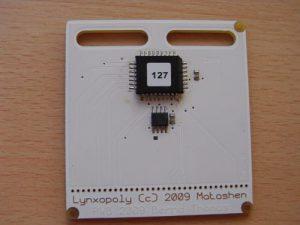 Lynxpoly - PCB