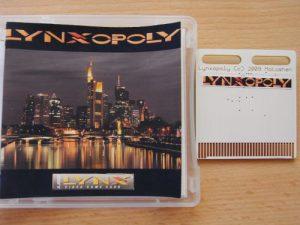 Lynxopoly - Schachtel und PCB