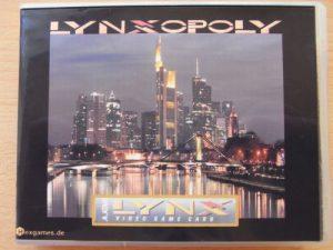 Lynxopoly - Schachtel Vorderseite