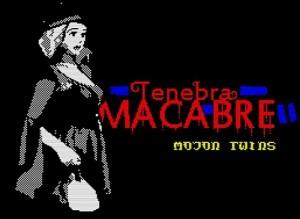 Tenebra Macabre - Ladescreen