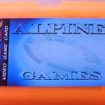 Alpine Games Schachtel