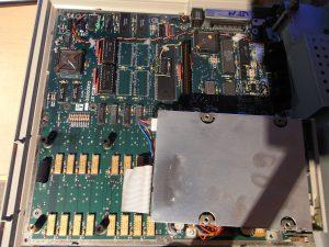 Atari Mega ST 2 Mainboard Rev. 01