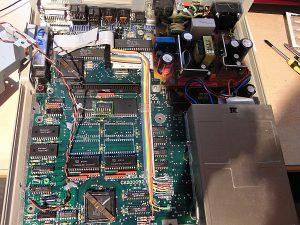 Atari Mega ST 2 Speichererweiterung