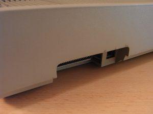 Atari Mega ST 2 linke Seite