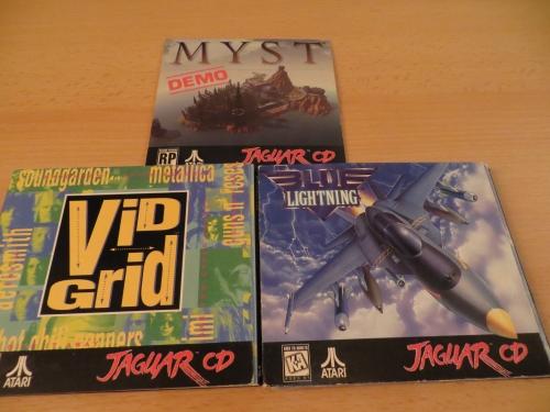 Jaguar CD - CD's