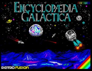Encyclopaedia Galactica - Ladescreen