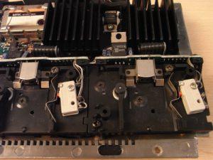 Sinlair QL - Microdrive Laufwerke