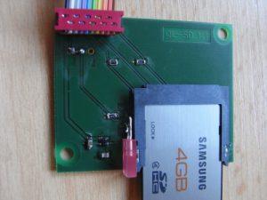 QL-SD Laufwerk