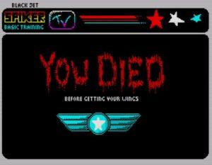 Spiker - Todesscreen